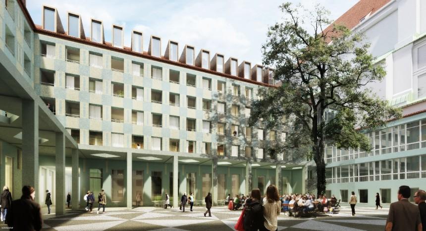 Alte akademie ergebnis muenchenarchitektur - Architekten basel ...