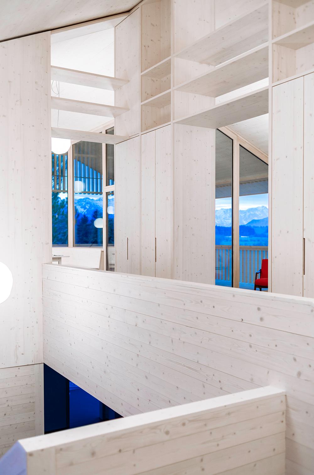 Holz Und Beton Muenchenarchitektur