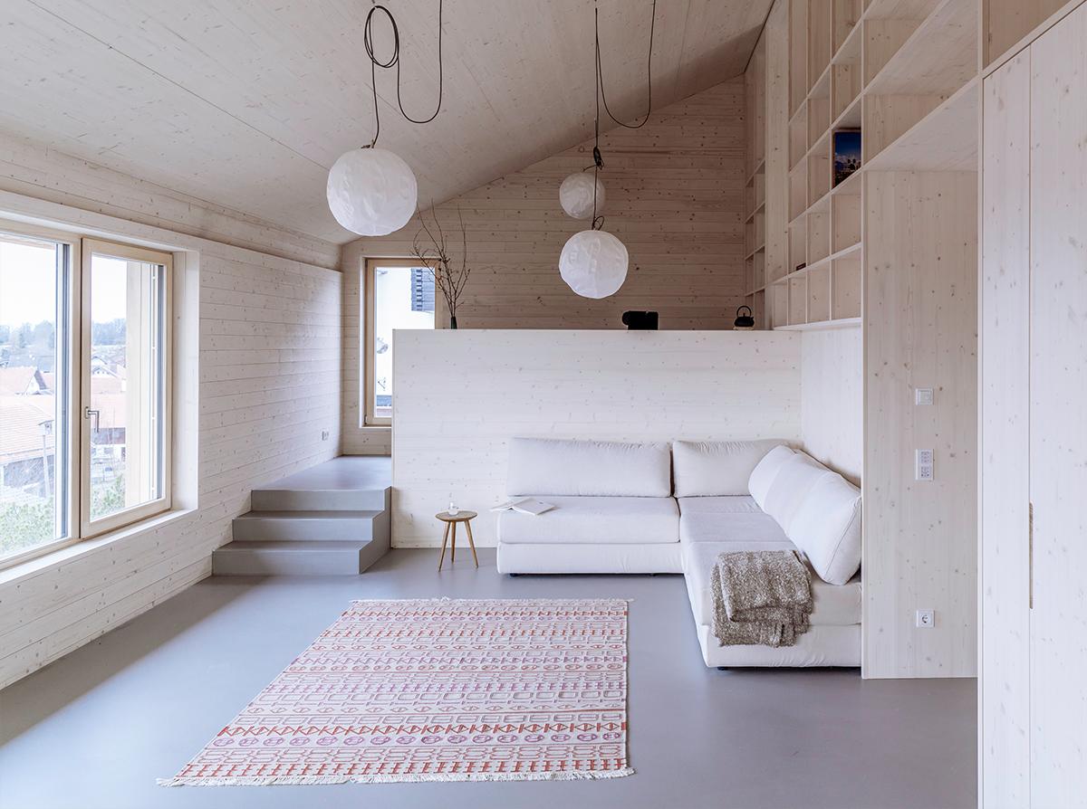 sichtbeton verkleidung moderne einrichtung betten stauraum holz verkleidung tags beton. Black Bedroom Furniture Sets. Home Design Ideas