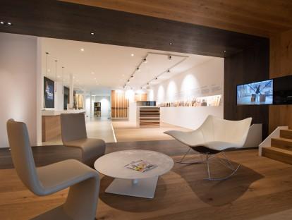 Hain Showroom im Hofquartier Taufkirchen © HOFQUARTIER Taufkirchen