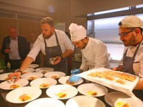 Eataly-Küchenchef Alex Sallustio zeigt uns, wie...