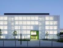 Centrum für Schlaganfall- und Demenzforschung, München-Hadern - Nickl & Partner Architekten AG