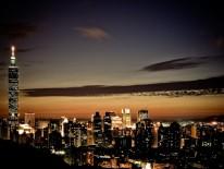 BILD:   Aufenthalt in Taipei