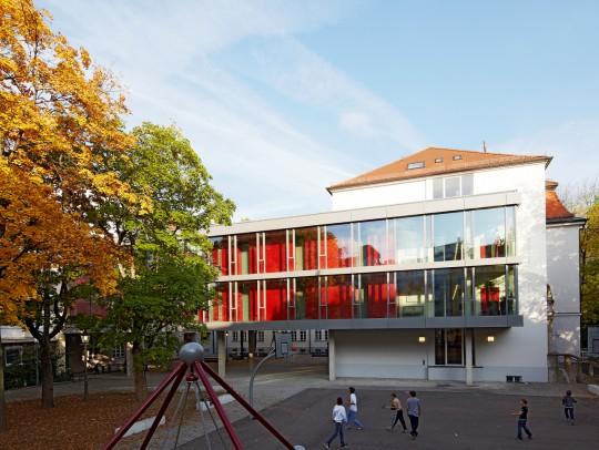 BILD:       St.-Anna-Gymnasium