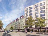 Nockherberg, Areal Welfenstrasse; @ Formstadt Architekten