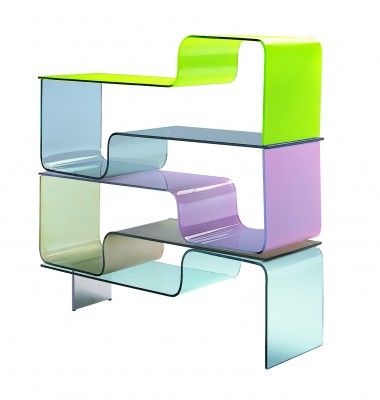 ZERITALIA Kurl Shelf