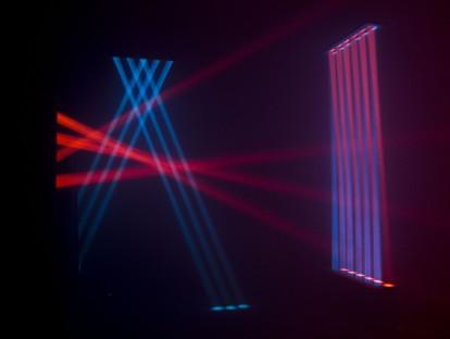 "Siegerprojekt ""5. Dimension"". Foto: OSRAM"