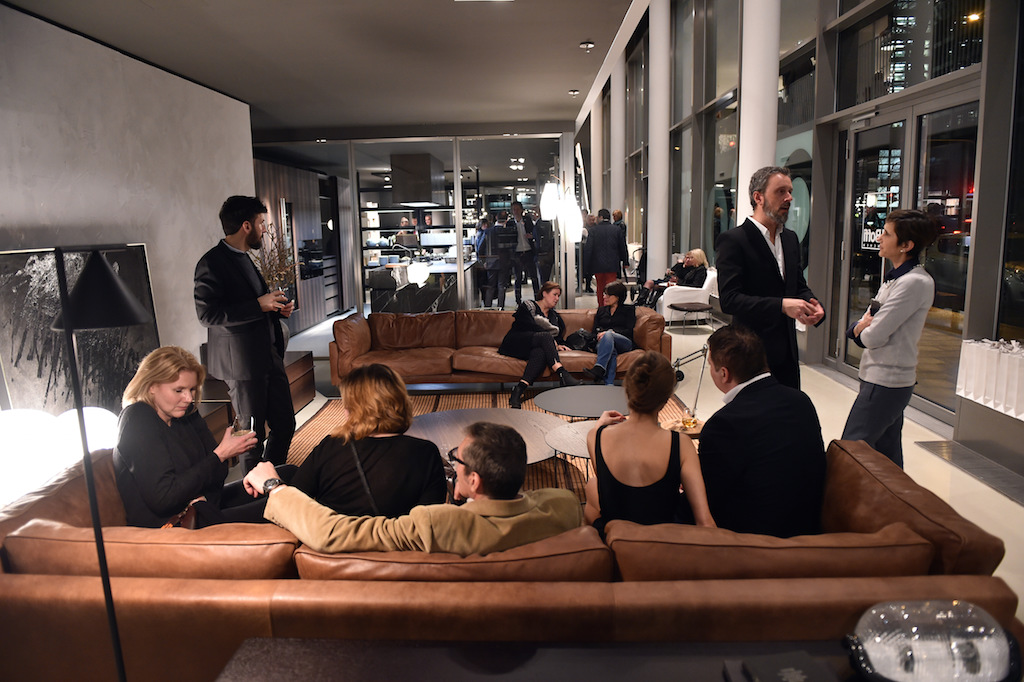 flos hosted by boffi muenchenarchitektur. Black Bedroom Furniture Sets. Home Design Ideas