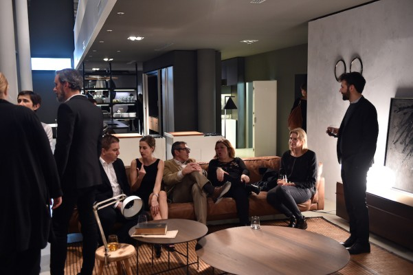 Flos hosted by Boffi