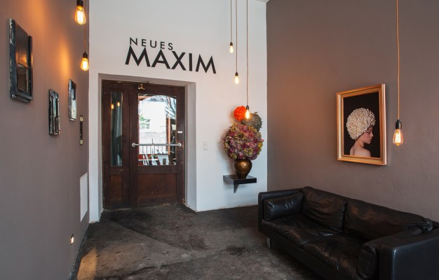 Neues Maxim Kino Muenchenarchitektur