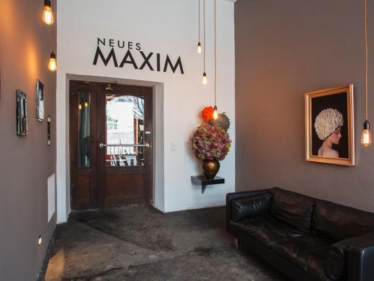 BILD:   Neues Maxim Kino