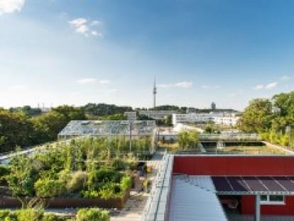 Dachgarten Wagnis 4, Auszeichnung in der Kategorie Quartiersentwicklung / Wohnumfeld