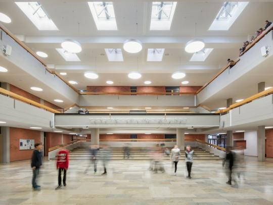 BILD:       Georg-Hartmann-Realschule Forchheim