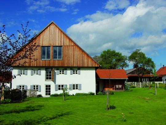 BILD:       Sanierung Bauernhaus
