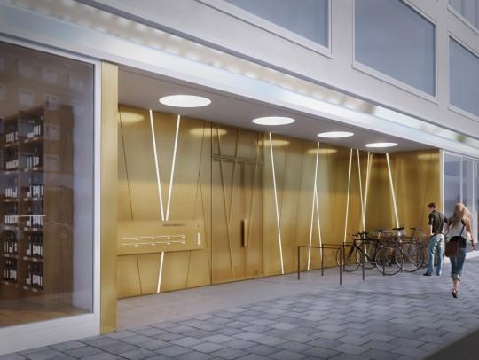 BILD:       Revitalisierung des ehemaligen Kaufhauses Beck