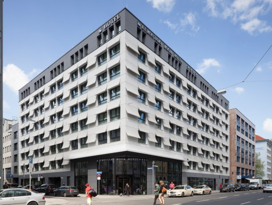 BILD:       Eurostars Book Hotel