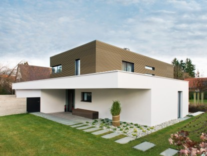 Einfamilienhäuser - muenchenarchitektur