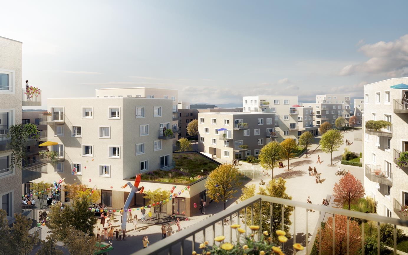 Stadtreparatur muenchenarchitektur - Renderings architektur ...