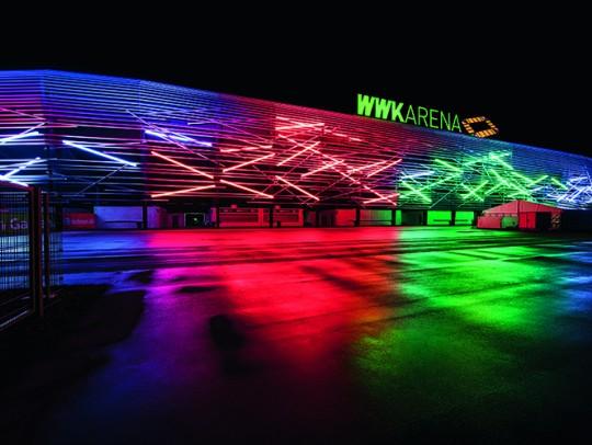 BILD:       WWK Arena | FCA Stadion