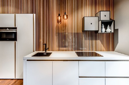 Holz setzt Akzente - muenchenarchitektur