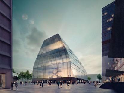 1. Platz © Cukrowicz Nachbaur Architekten, Bregenz