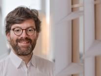 Dr.-Ing. Architekt Philipp Lionel Molter. Foto: Andreas Heddergott / TUM