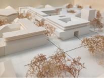 1. Preis - Modellfoto, © KRUG GROSSMANN Architekten