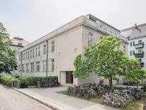 Allmann Sattler Wappner Architekten: Umgebauter Unternehmenssitz in München-Neuhausen.