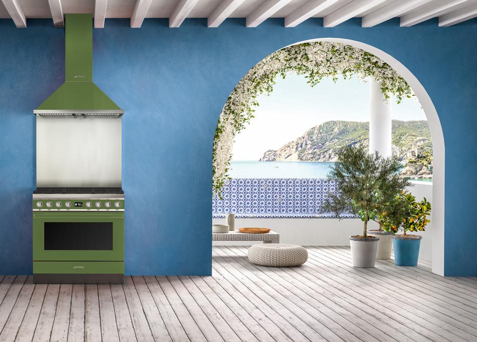 Mediterranes Flair für die Küche - muenchenarchitektur