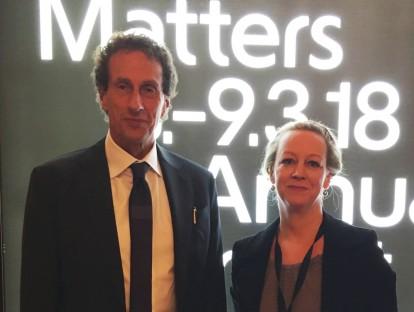 Prof. Dr. Dr. h.c. Julian Nida-Rümelin und ich