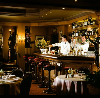 Bar du Ritz Club @Archives Ritz
