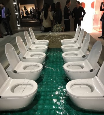 Laufen Bathrooms|Riva Fountain