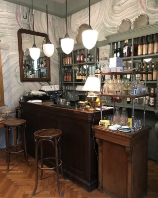 Die perfekte Bar… Raw & Co. Milano