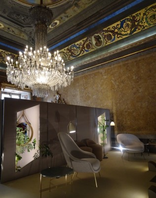Gubi|Palazzo Serbelloni| Gubi takes over Palazzo Serbelloni with breath-taking exhibition