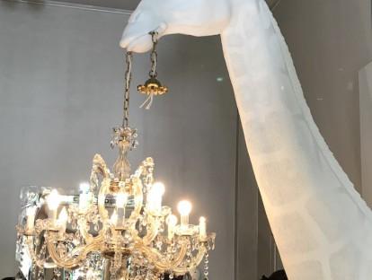 Die Antwort auf Mooois Horse Lamp