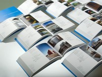 Architektouren Booklets. Foto: Kilian Stauss
