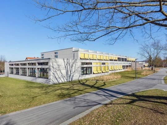 BILD:       Generalsanierung Dreiberg-Schule