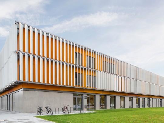 BILD:       Neubau Robert-Koch-Gymnasium