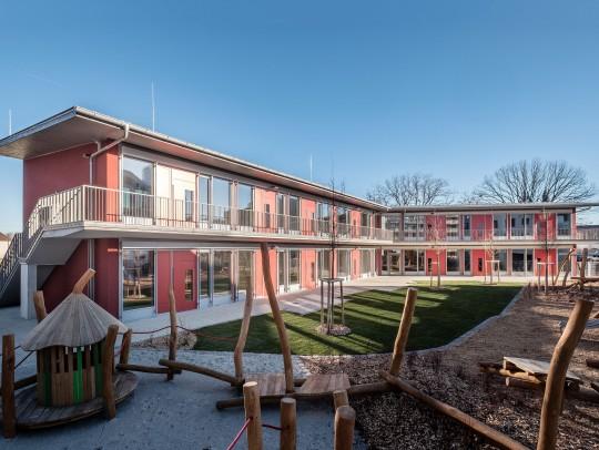 BILD:       Haus für Kinder am Domagkpark