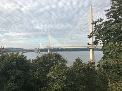 Queensferry Crossing©Ramboll