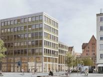 BILD:   Altstadt Karree Nürnberg