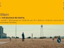 BILD:   Film und Wein: Von Bauhaus bis Digital