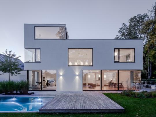 BILD:       Haus R I Neubau eines Einfamilienhauses
