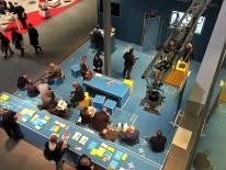 BILD:   Die Bayerische Architektenkammer auf der BAU