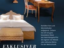 BILD:   Hotel Königshof verkauft Inventar