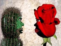 BILD:   Das Romeo und Julia-Wein Label