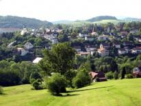 BILD:   Vor Ort in Freyung, Grafenau und Perlesreut