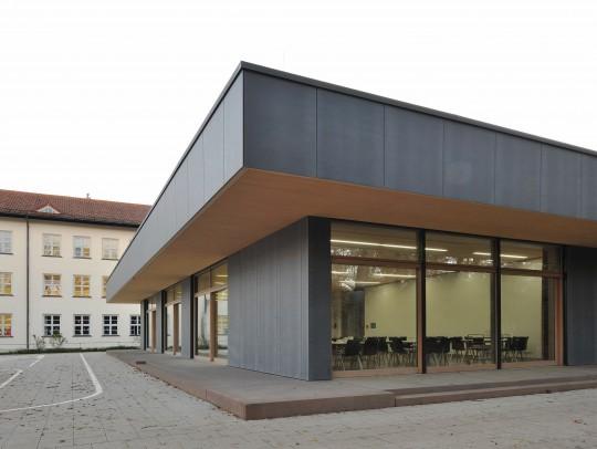 BILD:       Neubau Mensa Turnerstraße