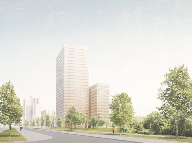 Neue Hochhäuser Für München Muenchenarchitektur