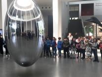 BILD:   Ein Pendel für die Pinakothek
